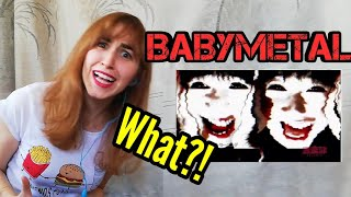 KPOP FAN REACTION TO BABYMETAL 2.0 (This is DIFFERENT?!!)