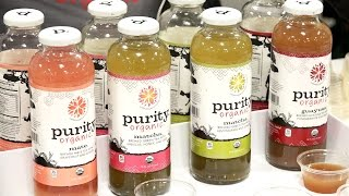 Purity Organic Eyes Super-Premium Launch For New Tea Line