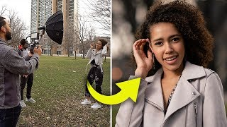 How to use OFF CAMERA FLASH in 3 MINUTES!