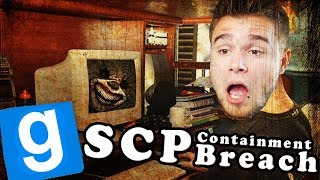 GRAMY NA STAREJ WERSJI TRYBU! | SCP: Containment Breach [#87] Garry's mod [#790]