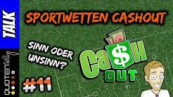 Warum du die Cashout-Funktion NICHT nutzen solltest (Sportwetten Strategie) ► Sportwetten Talk #11