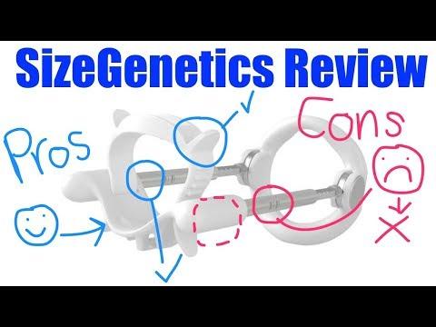 SizeGenetics Review - Pros & Cons Of SizeGenetics
