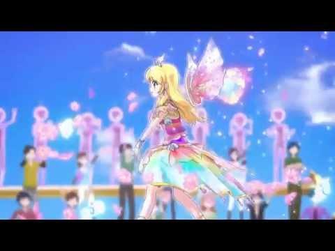 Aikatsu! - Dance in the rain + FULL