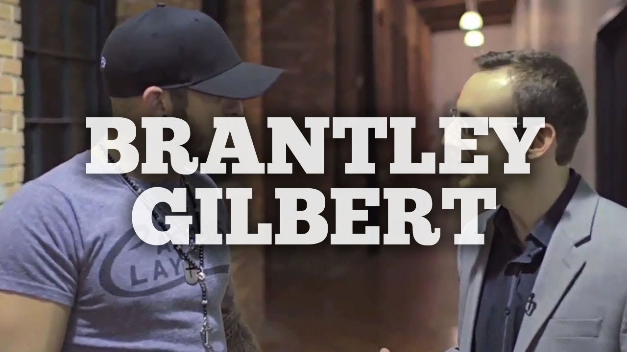 Brantley Gilbert Talks About New 'Just As I Am' Album ...