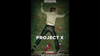 project x soundtrack Drake Over - Electric fyrefox chopped and screwed remix