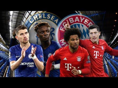 Bayern Chelsea Hinspiel