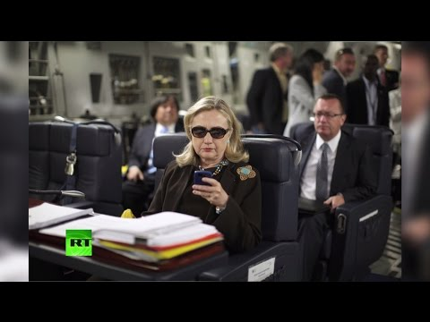 Бывшая первая леди Клинтон вступила в президентскую гонку