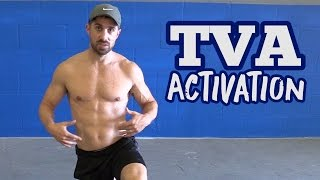 tva activation exercises how to target the transverse abs