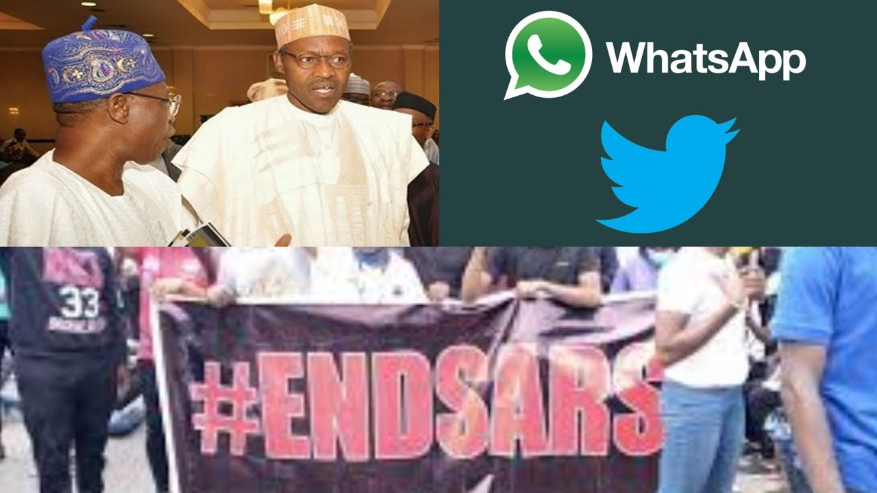 FOR FEAR OF #ENDSARS PROTEST, FG CALLS FOR NATIONAL POLICY TO REGULATE SOCIAL MEDIA