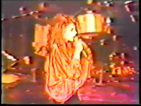 The March Violets Live The Metro Chicago 27/03/85