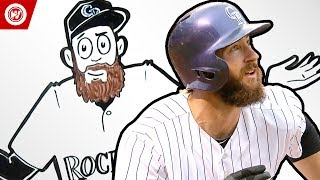 Draw My Life: Charlie Blackmon | MLB All-Star