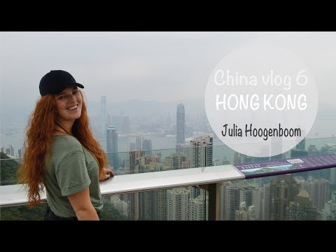 THE (CONCRETE) JUNGLE | HONG KONG TRAVEL VLOG