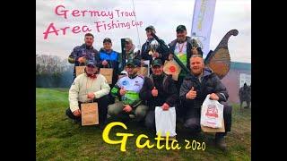 Gatla Trout Area Fishing Открытый чемпионат Германии 2020 Финал