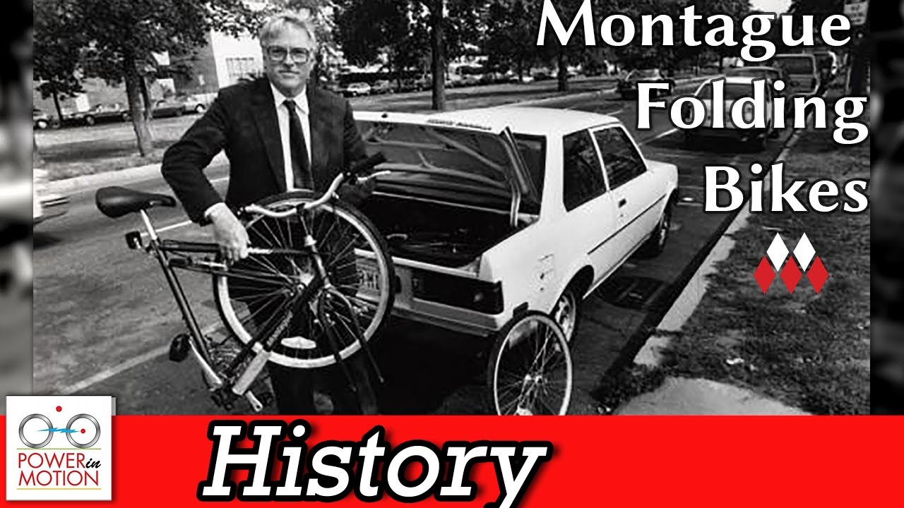 History Of Montague Folding Bikes Folding Bike Calgary Alberta