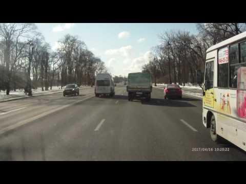 Дтп Грузовичкоф против такси Гетт