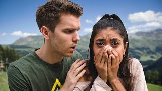 She was so scared... SUBSCRIBE for more videos! Check out the HEAD ...