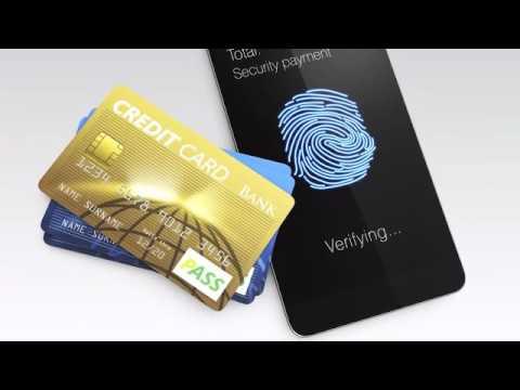 Fingerprint Smart Cards  - No More Passwords, More Security