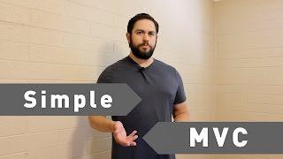 Model View Controller Tutorial