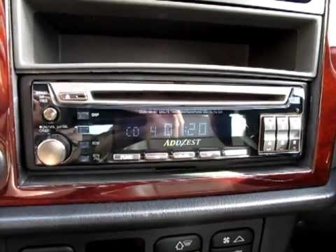 Addzest DRX 9255 Old School Headunit