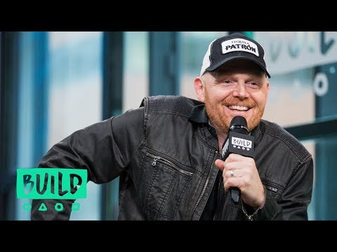 "Bill Burr Speaks On ""F Is For Family"""