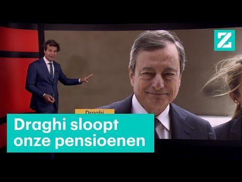 draghi sloopt onze pensioenen b z zoekt uit