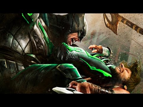 КАК БЭТМЕН УНИЧТОЖИЛ ВСЮ ЛИГУ СПРАВЕДЛИВОСТИ В ОДИНОЧКУ? BATMAN VS JUSTICE LEAGUE. DC Comics.