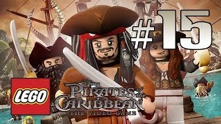 We Play: LEGO: Pirates of the Caribbean - London Town - Part 15 Walkthrough