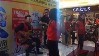 Papermint Band Kediri - (Ed Sheeran - Shape Of You) Accoustic Cover