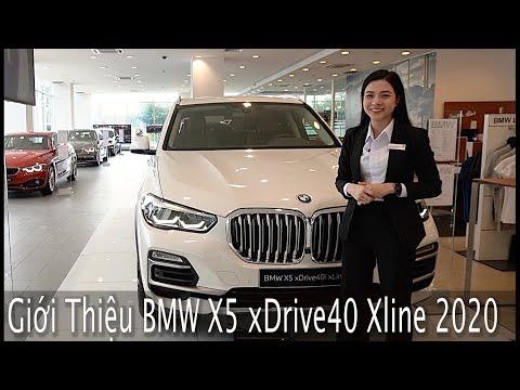 Giới thiệu BMW X5 xDrive40i Xline 2020   Công nghệ Hay - Lái Tốt  ''THE BOSS''Giá 4TỶ119  Mi BMW
