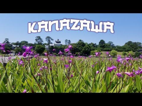 KANAZAWA 🏯🌷| JAPAN TRAVEL VLOG EP. 3