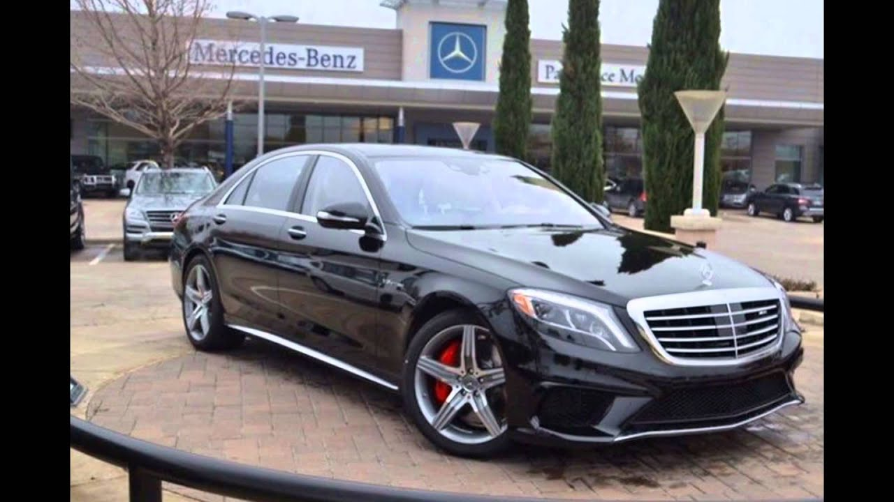 Obsidian black mercedes