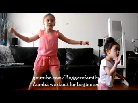 """"""" Vũ điệu rửa tay """" & Zumba for beginners - Camilla ThyThy & Annalisa LyLy"""
