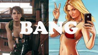 GAMES THAT SHOULD BANG - Grand Theft Auto V & Metal Gear Solid V