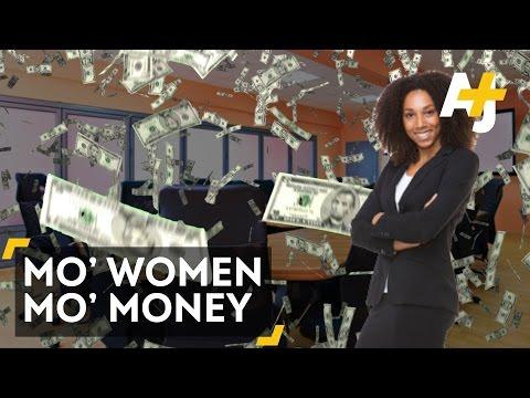 Want More Money? Hire More Women