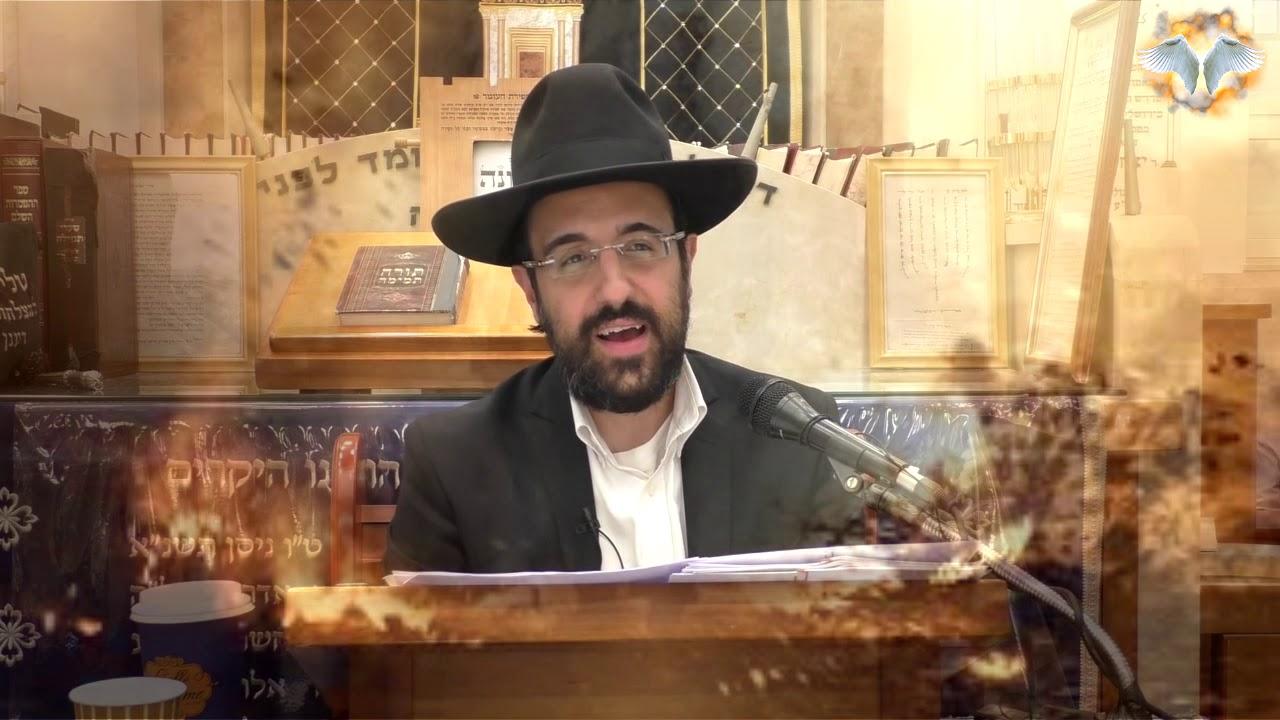 הרב מאיר אליהו   איך נינצל ממלחמת גוג ומגוג חוצב להבות!!
