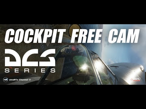 DCS World / F1 Free Camera / F1 Свободная Камера