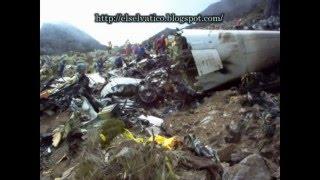 Audio Caja Negra Vuelo 518 Santa Barbara (YV1449)