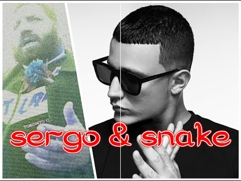DJ SNAKE & SERGIA - ALL ACCESS MANG //Official