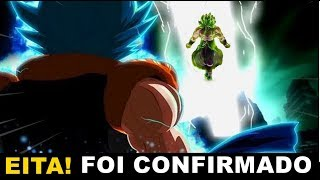 Dragon Ball Super Broly - Novo Personagem Confirmado(Saiyajin): Gogeta Vs Broly(CONFIRMADO?!)