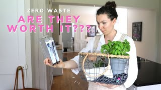 are these ZERO WASTE items really worth it?