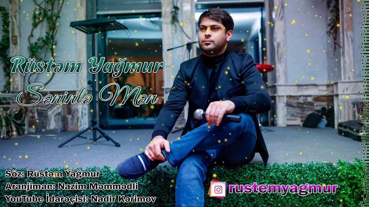 Rustem Yagmur - Seninle Men 2020 / Official Audio