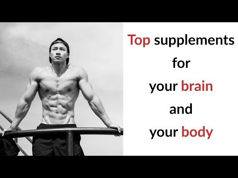 Nutrition Supplements for the Mind and Body | Peak Performance and Brain Power