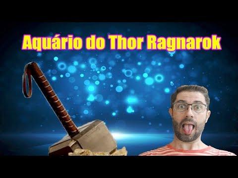 Aquário do Thor Ragnarok - Mundo Submerso S01E01