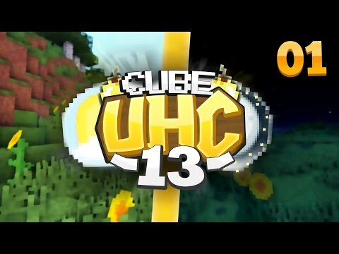 Minecraft Cube UHC S13: E1 - Day and Night