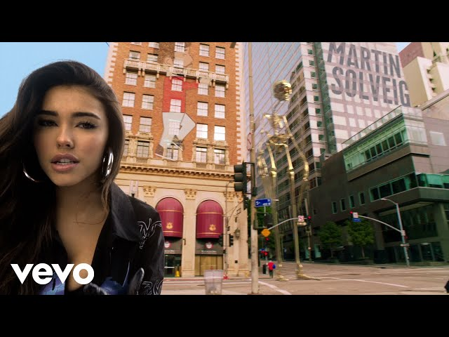 Jax Jones & Martin Solveig - All Day and Night with Madison Beer