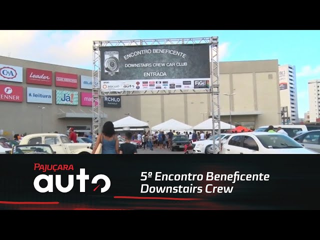 5º Encontro Beneficente Downstairs Crew Car Club