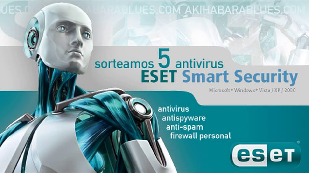 ESET NOD32 Antivirus 13.0.24.0 ACTIVATION KEY 2022 | NEW ...