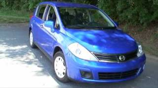 Nissan Versa 1.8 2010 Videos