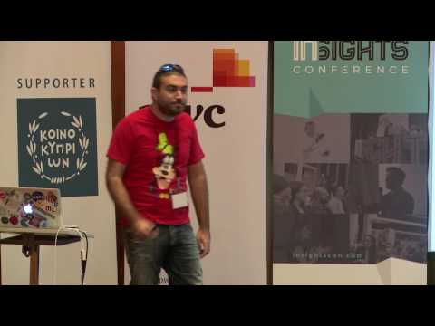 Insights Conference 2016 - Argyris Argyrou - Analytics 102: Creative questions to ask your data