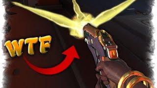 Mercy New Weapon..?   Overwatch Best and Funny Moments - Ep.51
